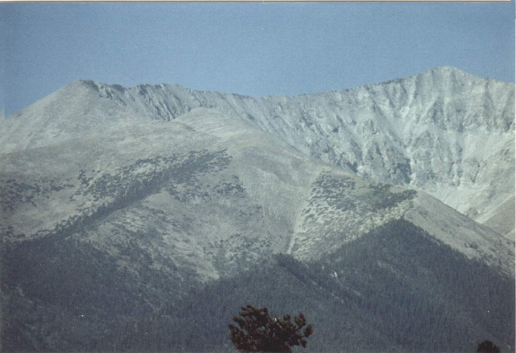 Mt  Antero, Colorado, Mt  Antero Aquamarine, Gemstones